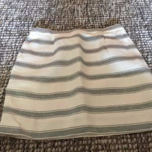 J. Crew Linen Skirt NWT, Size 6